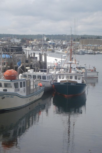 Boats in Gloucester, MA [Photo credit: Skip Bensley]