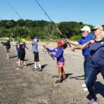 Teaching the Joy of Fishing