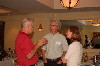Ken Hinman at a past Network meeting