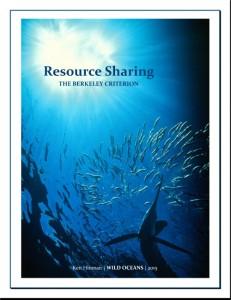 Resource Sharing: The Berkeley Criterion