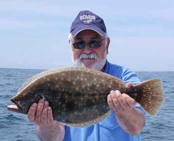"Steve Medeiros, president of the 7,500 member Rhode Island Saltwater Anglers Association, said in an ASMFC summer flounder letter, ""Our Association"