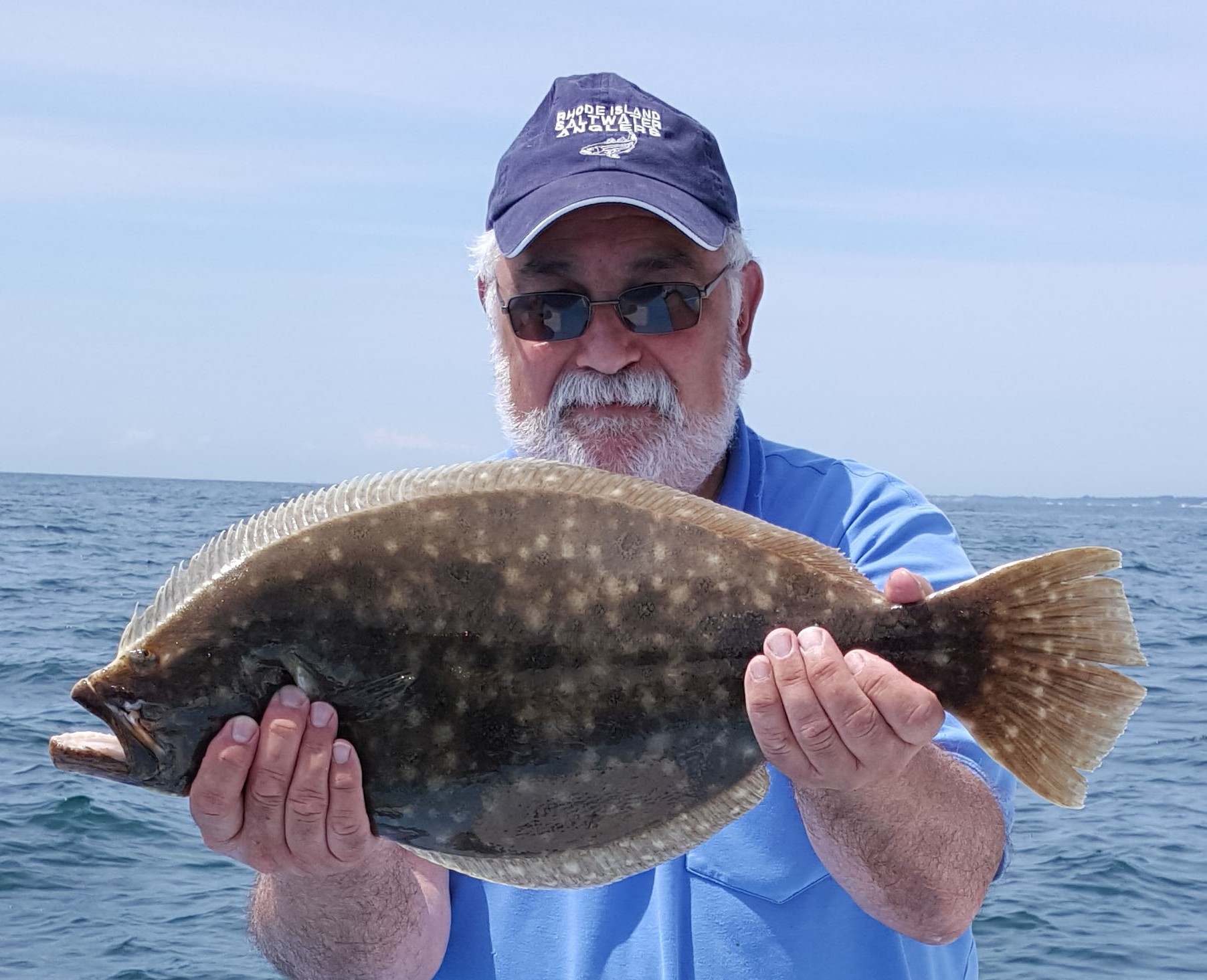 Summer flounder testing our resolve marine fish for Rhode island saltwater fishing regulations