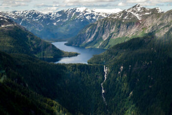 Tongass/Ketchican landscape