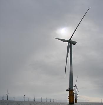 Windfarm in the UK