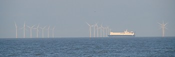Another shot of a British offshore wind farm (click for larger version)
