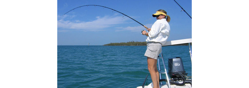 Fishing in the Gulf