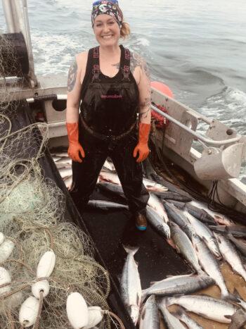 Bristol Bay drift gillnet season, 2020 salmon season