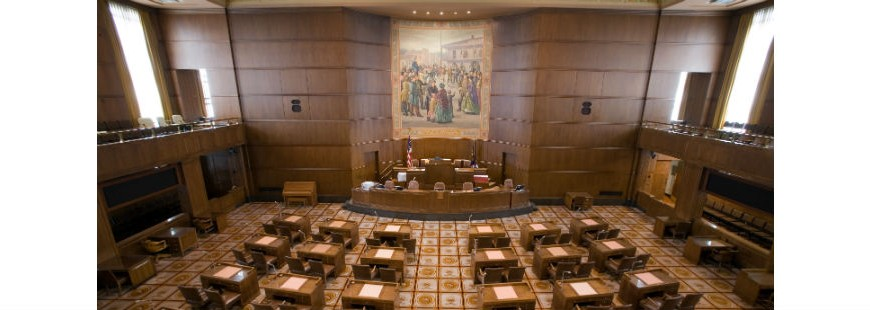 Oregon Senate Chamber