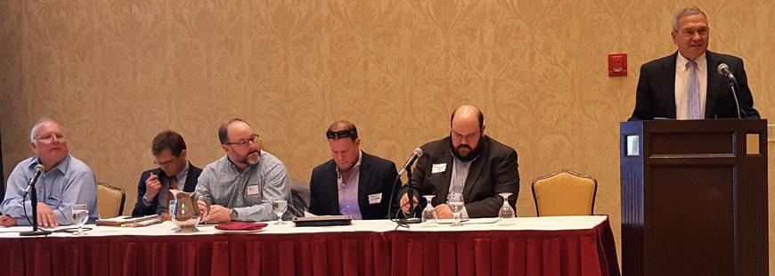 Symposium panel