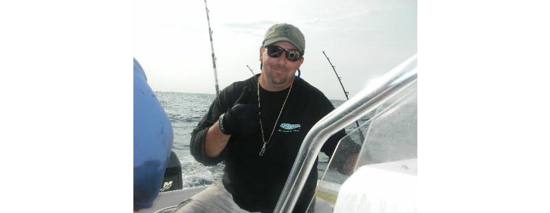 Captain Patrick Paquette