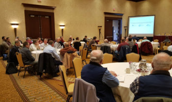 Participants at the 2018 Southern New England Recreational Fishing Symposium included leadership from RISAA affiliated clubs; fishermen and fishery managers from CT, MA and RI; and distinguished guest speakers.