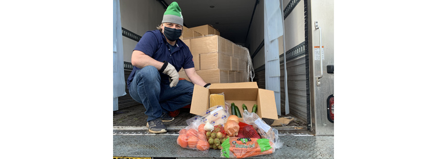 Wave Foundation food distribution